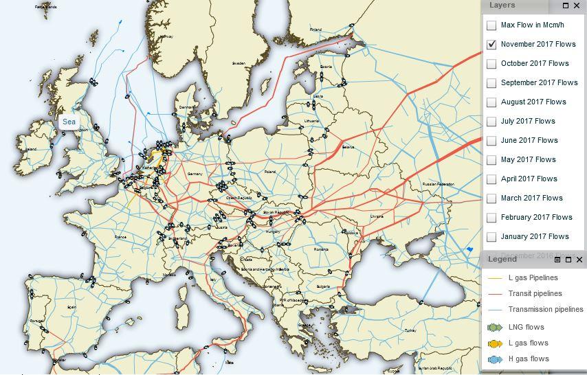 Maps Gastivists