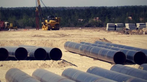 Pipes for Trans-Adriatic Pipeline