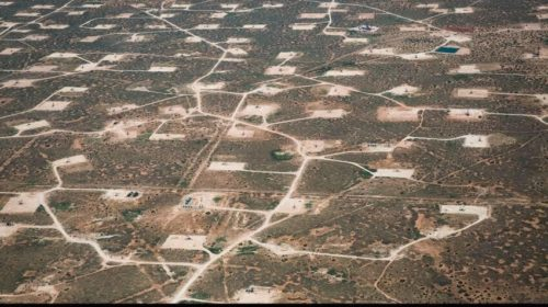 Fracking in Argentina, Vaca Muerta.