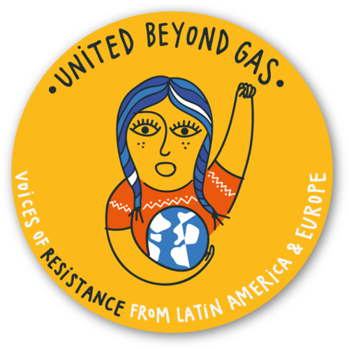 United Beyond Gas - voices of resistance from Latin America and Europe, Speakers Tour 24.5.-2.6.2018 in Spain, France, Switzerland and Italy.